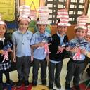 Dr. Seuss's Birthday - Kindergarten photo album thumbnail 1