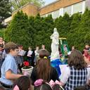 May Crowning Grade 4 photo album thumbnail 7